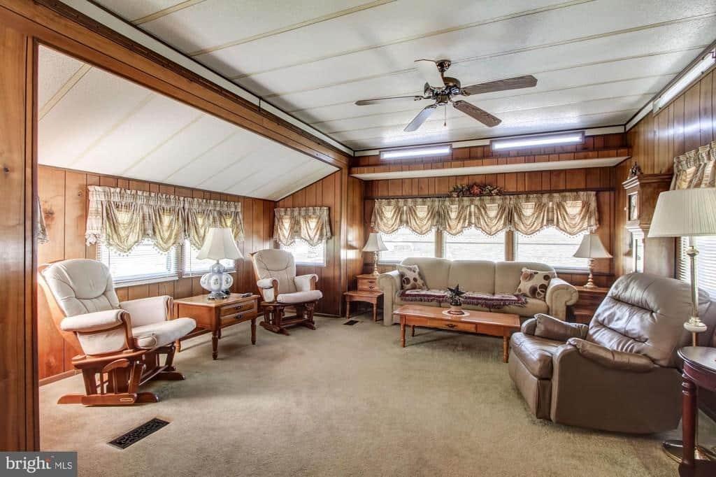 Pennsylvania Living Room