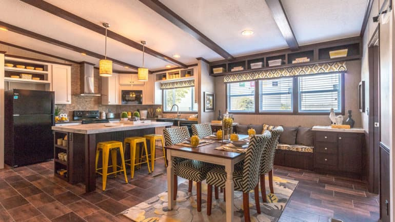 Featured Manufactured Home Model: The Arlington by Palm Harbor