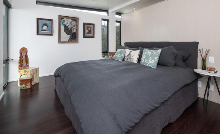Point dune master bedroom