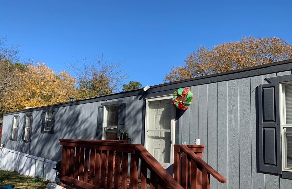 Remodeled mobile homes texas