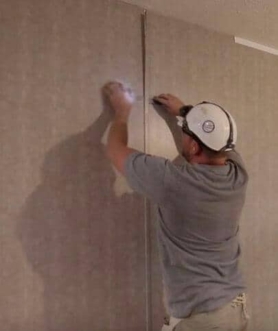 Removing Batten From Wall Panel Clayton Video 1