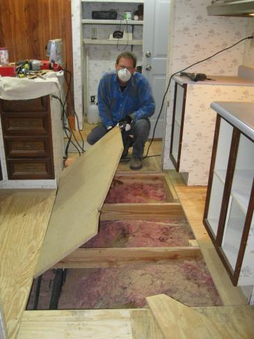 How To Replace Subflooring In A Mobile Home Mobile Home