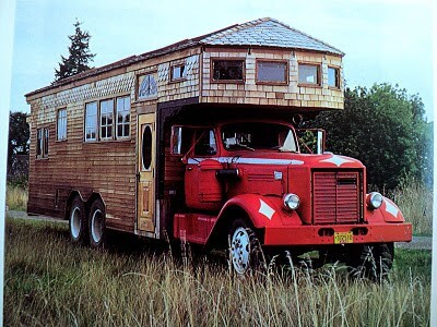 Unique Vintage Motor Homes
