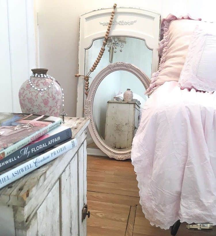 Romantic shabby chic mobile home0111