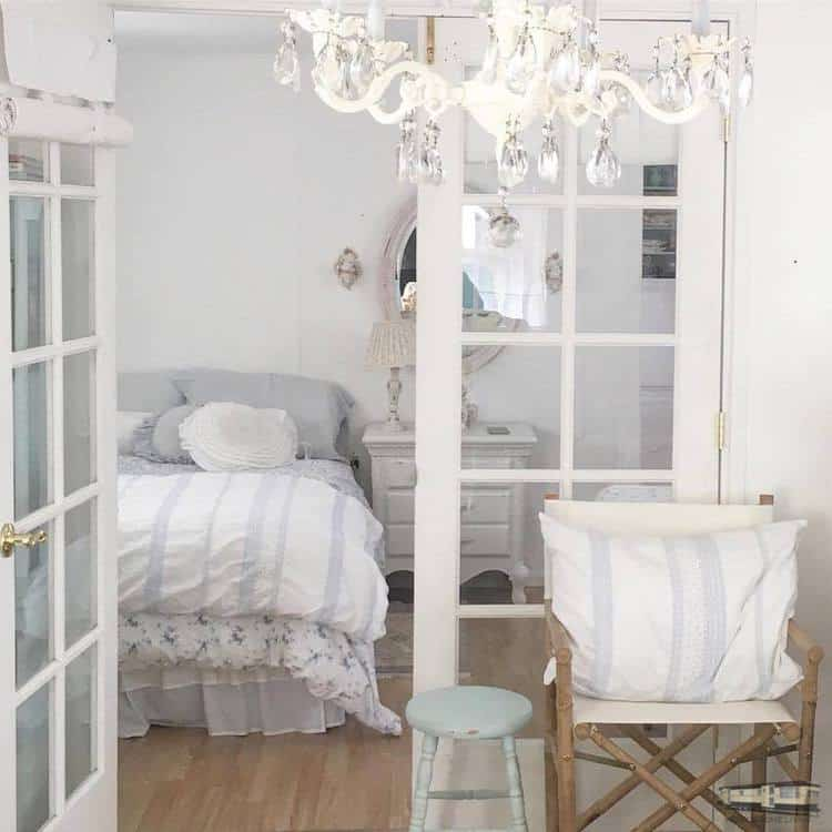 Romantic Shabby Chic Mobile Home 0135