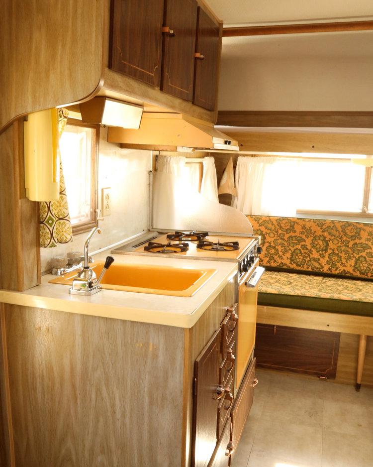 Rosie kitchen before
