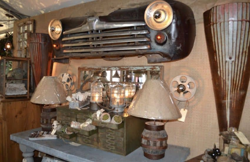 Salvage Shabby Chic Mobile Home0007