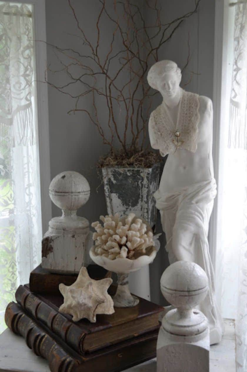 Salvage Shabby Chic Mobile Home0010