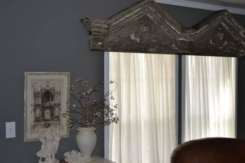 Salvage Shabby Chic Mobile Home0020