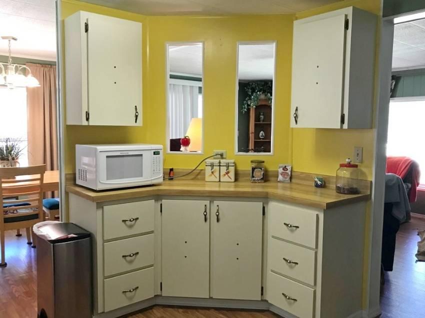 Senior parks kitchen