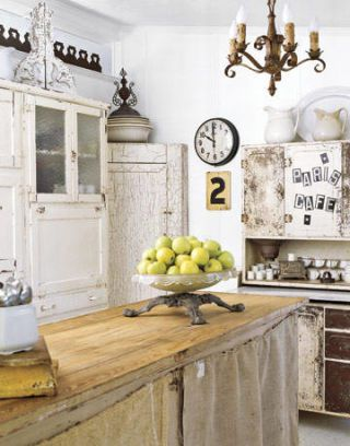 Shabby Chic Farmhouse Double Wide Mobile Home