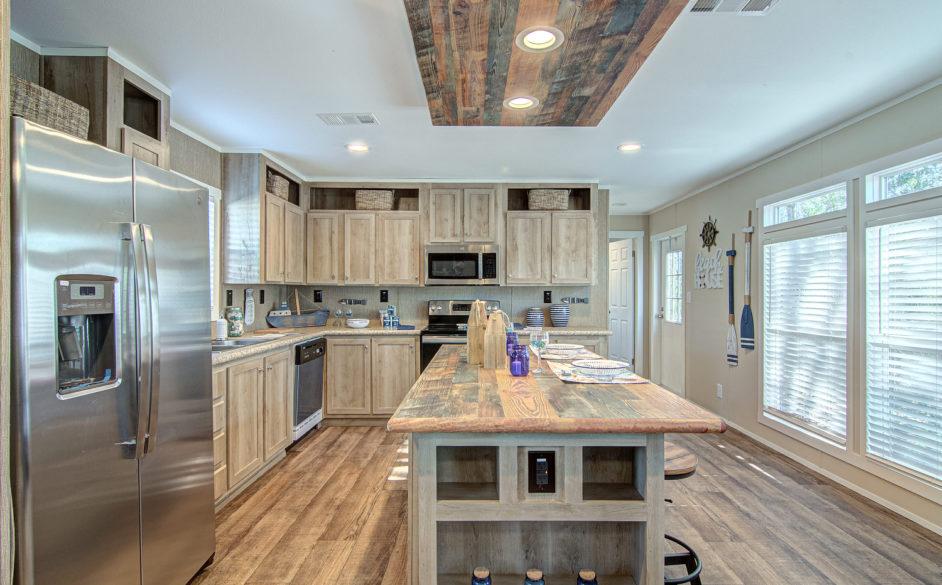 Silver spur kitchen 1