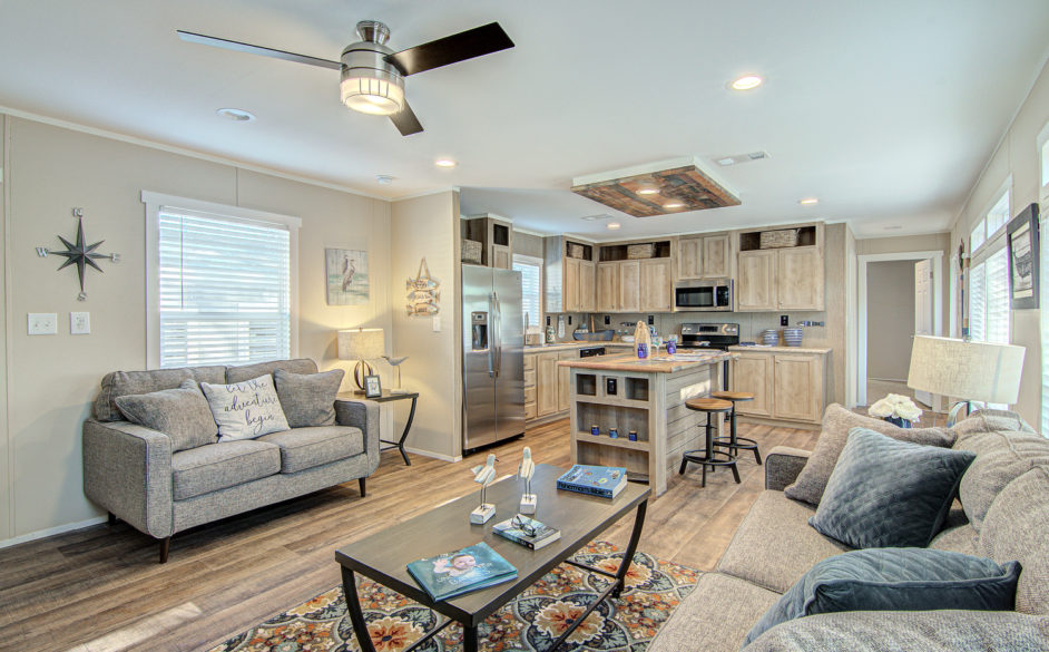 Silver spur living room 1