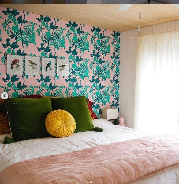 Single wide couple bedroom