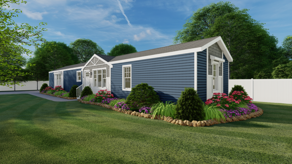 Single wide manufactured homes 926 advantage exterior
