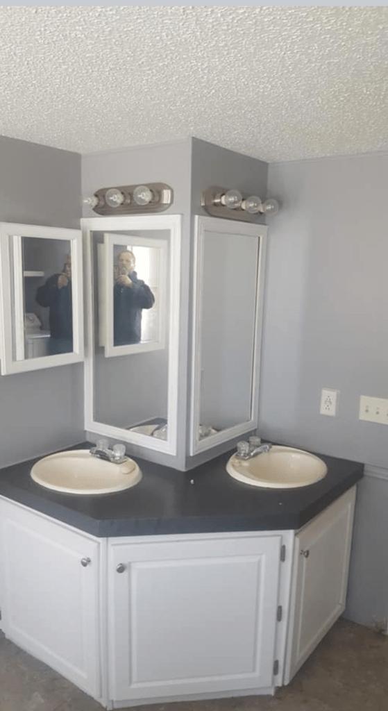 Skyline bathroom sink