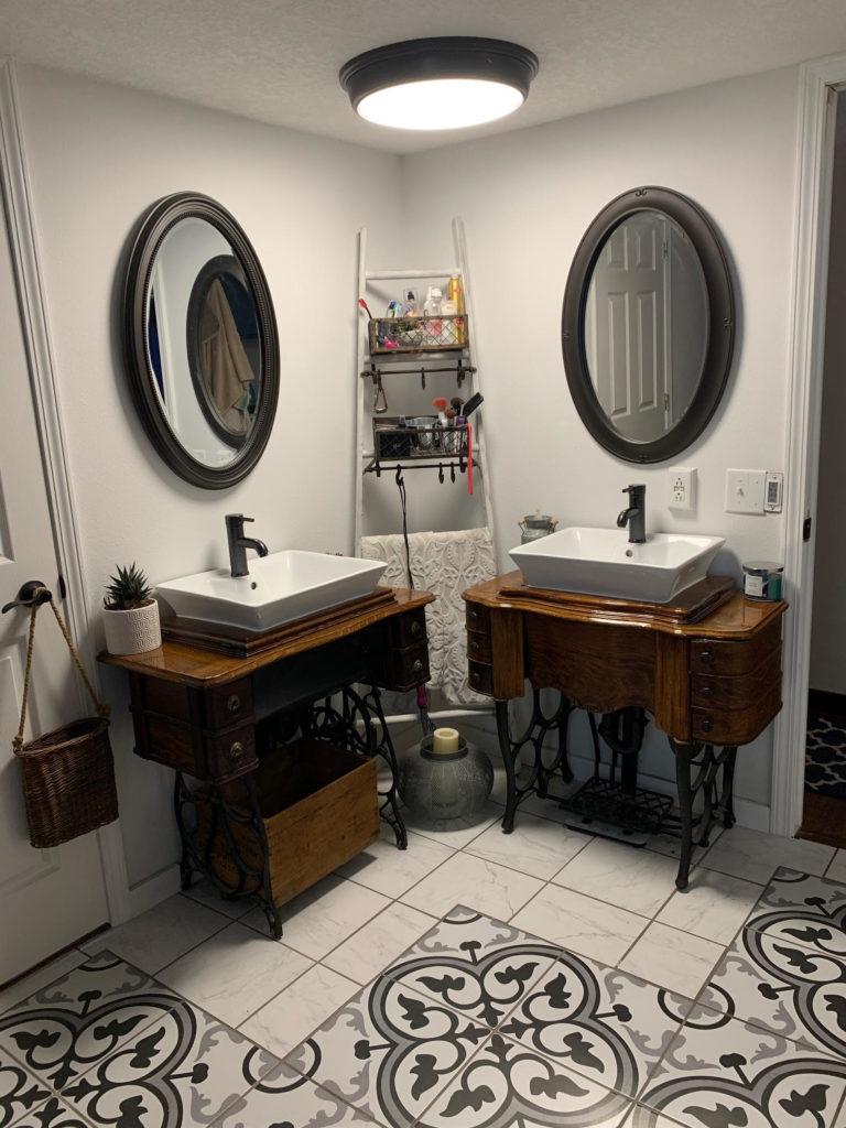 Skyline bathroom snks