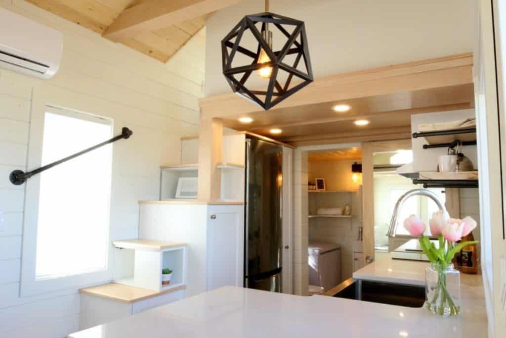 Solar powered interior