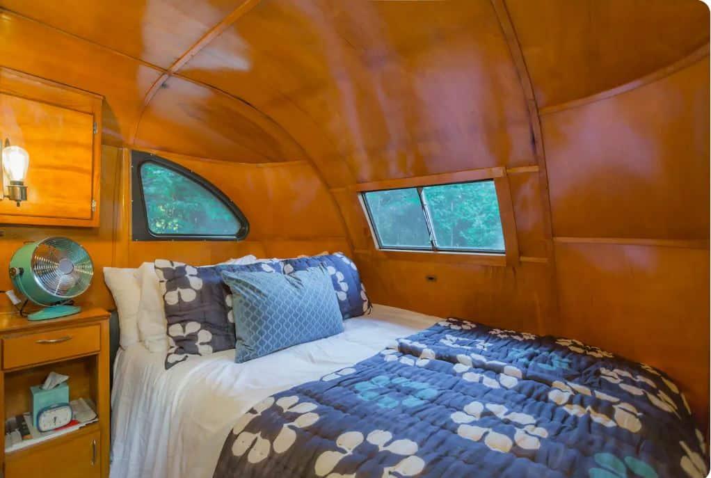 Spartan Bedroom