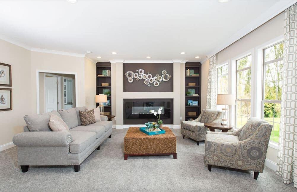 St croix living room