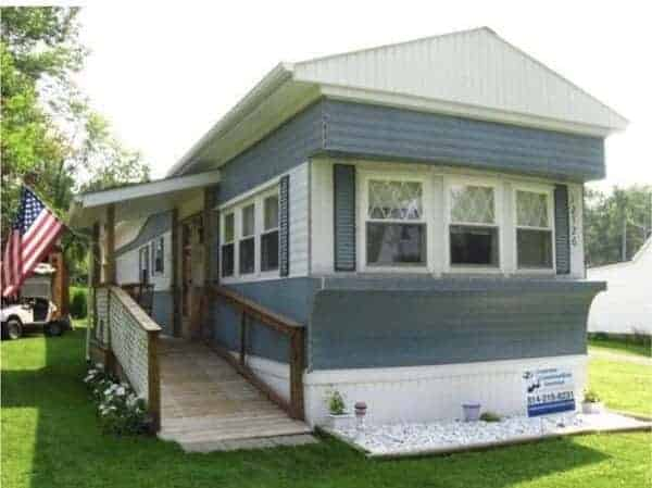 The Best Self-Supported Mobile Home Roof Over Designs 22