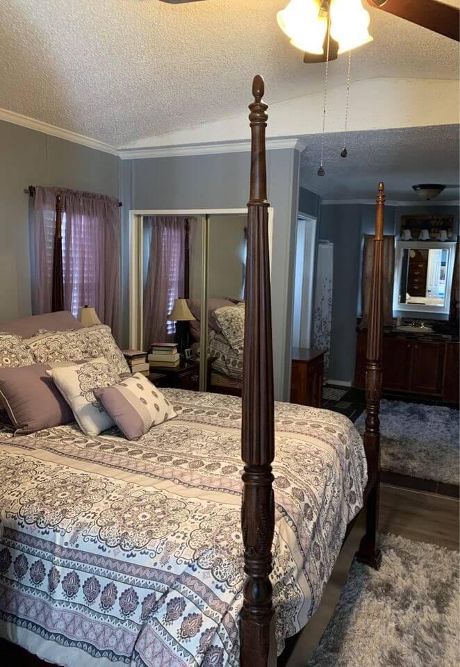 Tennessee bedroom