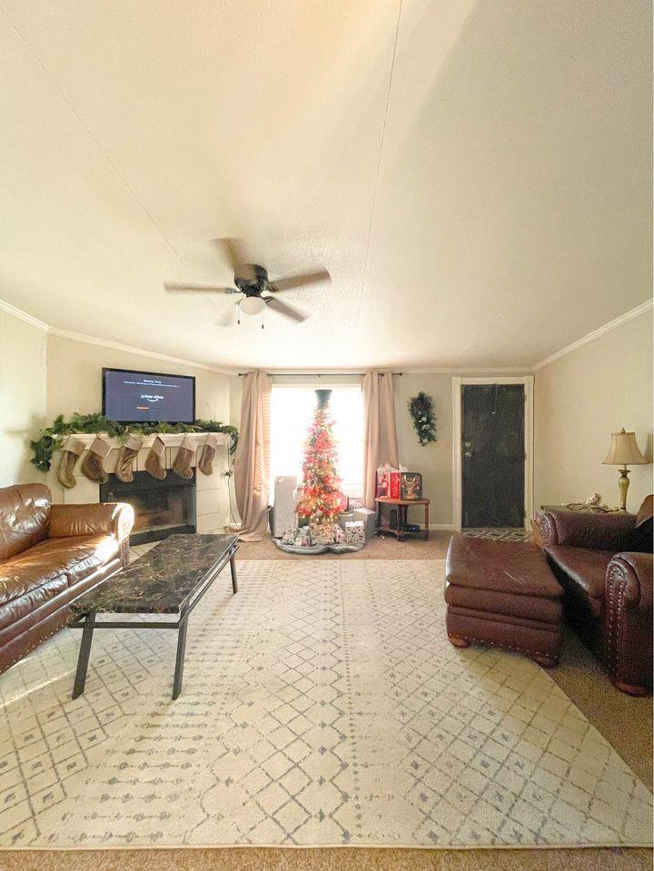 Texas living room