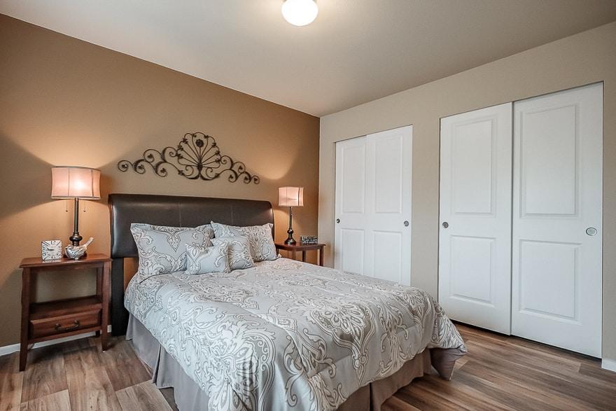 The billings bedroom