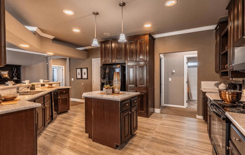 Timber ridge elite kitchen