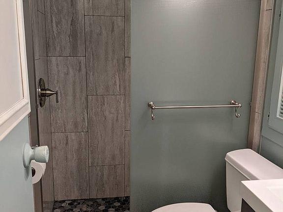 Tiny home bath