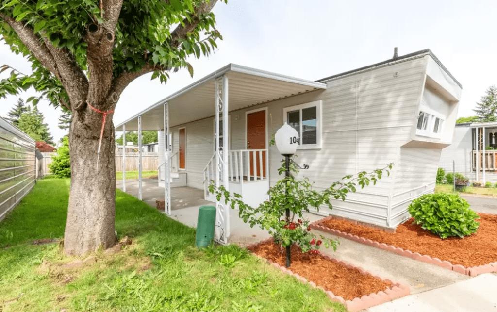 Tiny homes for sale oregon exterior