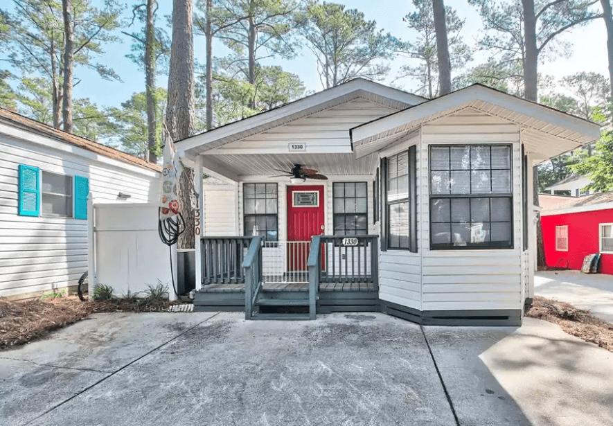 Tiny homes for sale south carolina exterior