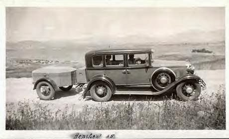 Trailer 1935 mobile home history