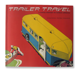 history of travel trailers book