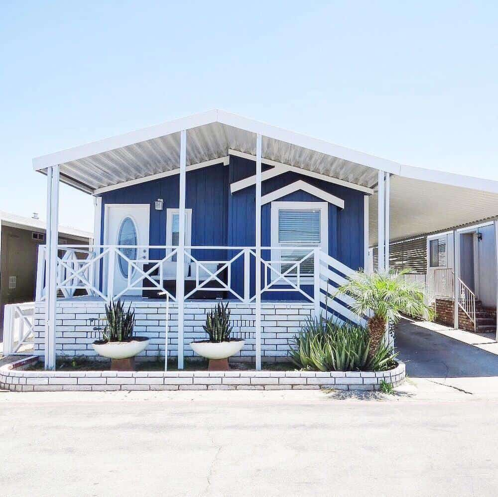 Unified homes oc instagram blue double wide