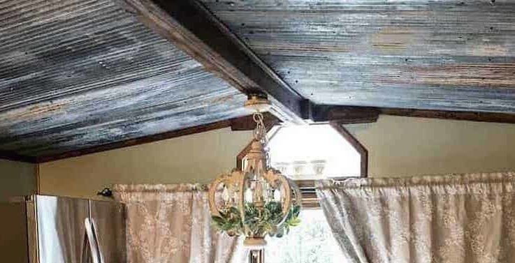 10 Most Por Materials To Replace Your Mobile Home Ceiling Redoing Paneling In Old Mobile Home on