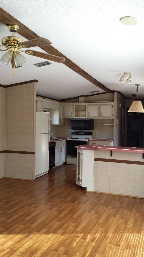 Va Single Wide Kitchen