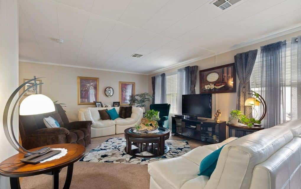 Vacaville living room