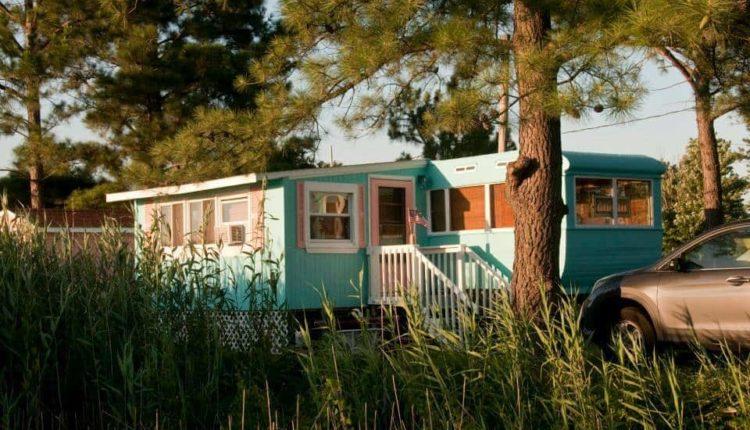 ventoura vintage mobile home remodel