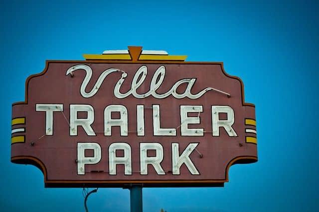 Villa trailer park