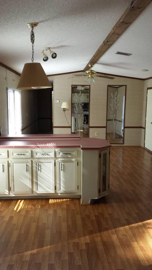 Virginia single wide interior