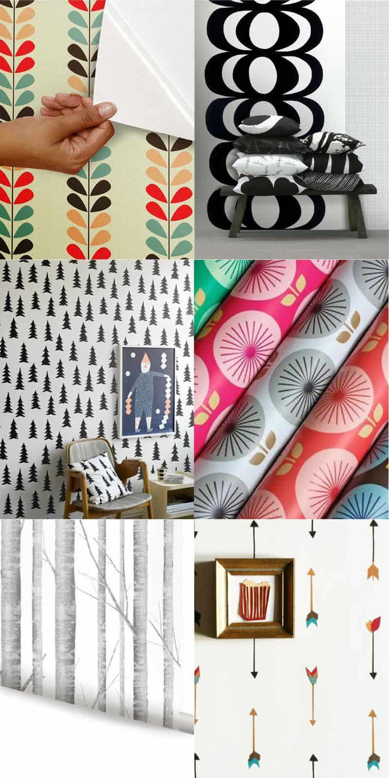 wallpaper for mobile home walls