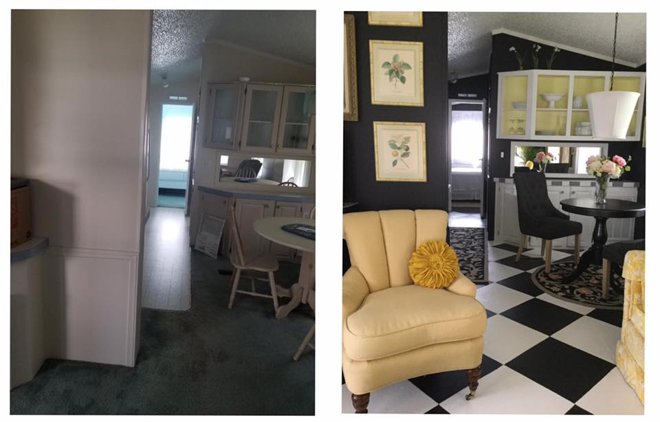 Wendy W Interior Before And After