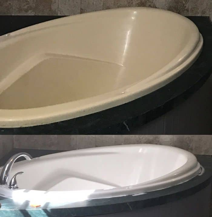 3 Remedies For Yellowing Bathtubs In A Mobile Home
