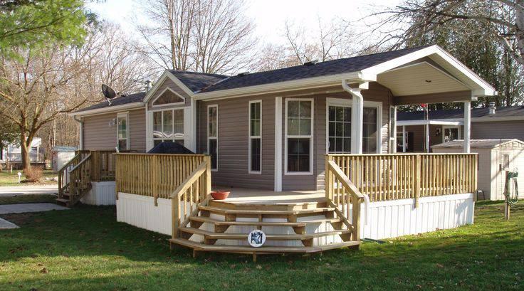 manufactured home porch designs-24 single wide manufactured home porch design