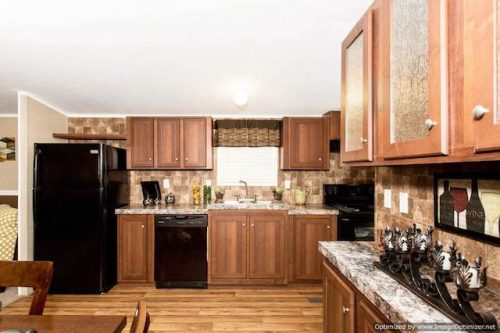 3 levels of manufactured homes - Clayton NOW Series is an example of Mid level