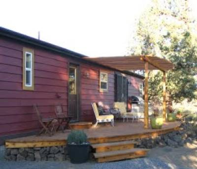 manufactured home - mobile home
