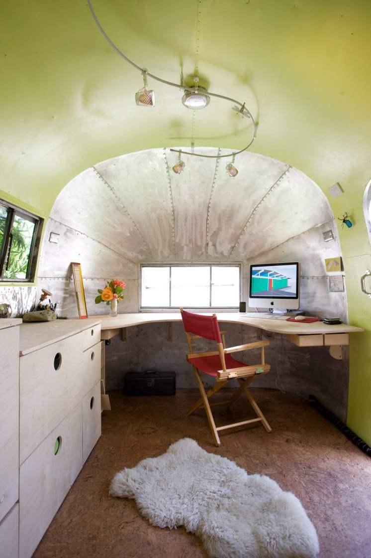 5 modern Airstream interior makeover