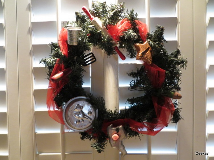 mobile home Christmas decor ideas