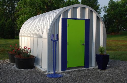 Clever storage ideas for your mobile home - storage sheds